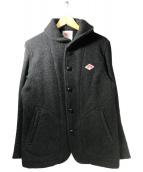 DANTON(ダントン)の古着「ウールジャケット」|ブラック