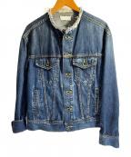 wonderland(ワンダーランド)の古着「デニムジャケット」|ブルー
