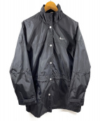 NIKE(ナイキ)の古着「レトロナイロンジャケット」|ブラック