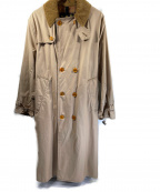 Burberrys()の古着「ノヴァチェックトレンチコート」|ブラウン