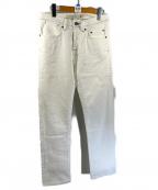 SIVIGLIA(シビリア)の古着「パンツ」|ホワイト