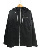 Patagonia(パタゴニア)の古着「ストレッチ・ナノ・ストーム・ジャケット」|ブラック