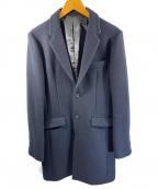 Luis(ルイス)の古着「メルトンチェスターコート」|ネイビー
