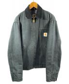 CarHartt(カーハート)の古着「スイングトップ」|グリーン