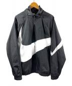 NIKE(ナイキ)の古着「HBRジャケット」|ブラック