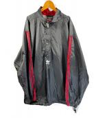 ()の古着「アノラックナイロンジャケット」|ブラック