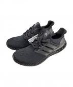 adidas()の古着「ランニングシューズ」|ブラック