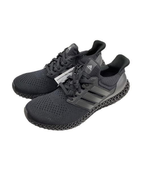 adidas(アディダス)adidas (アディダス) ランニングシューズ ブラック サイズ:Lの古着・服飾アイテム