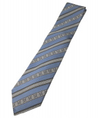GUCCI(グッチ)の古着「ネクタイ」|スカイブルー