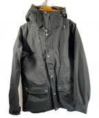SIERRA DESIGNS()の古着「3WAYマウンテンパーカー」 ブラック