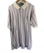 RALPH LAUREN(ラルフローレン)の古着「ポロシャツ」 パープル