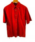 OLD GAP(オールドギャップ)の古着「半袖シャツ」|ブラウン