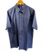 OLD GAP(オールドギャップ)の古着「半袖シャツ」|ネイビー