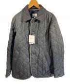 BEAUTY&YOUTH UNITED ARROWS(ビューティーアンドユースユナイテッドアローズ)の古着「キルティングジャケット」 グレー
