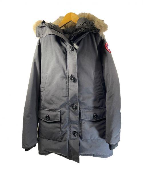 CANADA GOOSE(カナダグース)CANADA GOOSE (カナダグース) ダウンジャケット ブラック サイズ:Mの古着・服飾アイテム