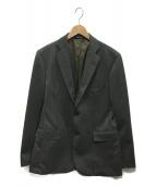 TODD SNYDER(トッドスナイダー)の古着「3Bスーツジャケット」|グレー