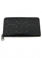 COACH(コーチ)の古着「長財布」|ブラック