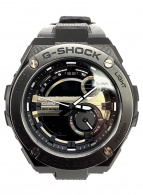CASIO(カシオ)の古着「Gスチールシリーズ 腕時計」