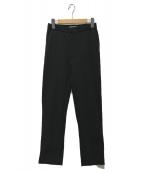 ISSEY MIYAKE(イッセイミヤケ)の古着「ナイロンパンツ」 ブラック