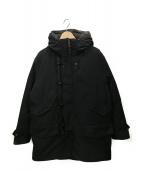 COACH(コーチ)の古着「インナーダウン付3wayジャケット」|ブラック