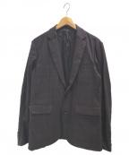 STUDIOUS(ステュディオス)の古着「テーラードジャケット」|ブラウン