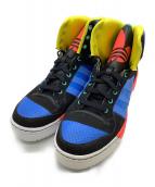 adidas(アディダス)の古着「アティチュードXL」|ライトブルー×ピンク