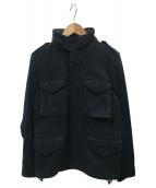 ASPESI(アスペジ)の古着「M65ジャケット」|ネイビー