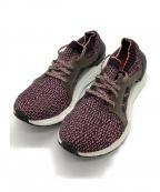 adidas()の古着「ウルトラブーストX」|ピンク×パープル