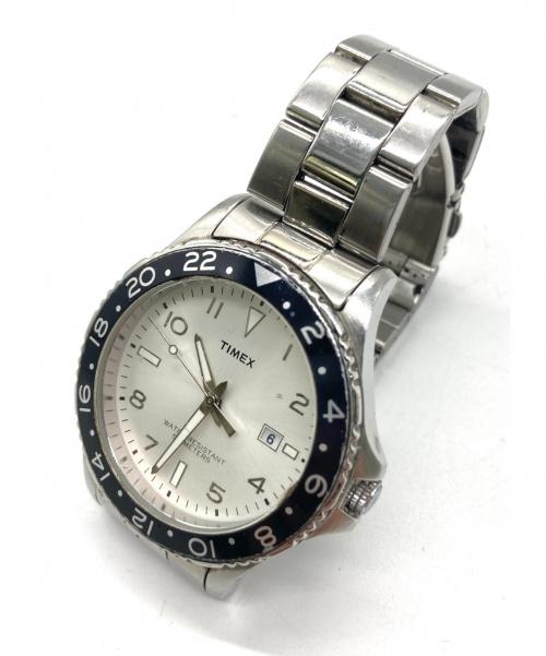 TIMEX(タイメックス)TIMEX (タイメックス) 腕時計 シルバー ステンレススチールの古着・服飾アイテム