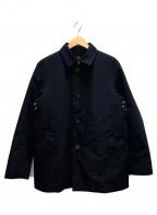 MACKINTOSH PHILOSOPHY()の古着「ライナー付トロッターコート」|ネイビー