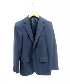green label relaxing(グリーンレーベルリラクシング)の古着「スーツジャケット」|ネイビー