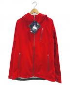 le coq sportif(ルコックスポルティフ)の古着「フーディジャケット」|レッド