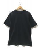 Graphpaper(グラフペーパー)の古着「クルーネックTシャツ」|ネイビー