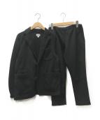 FWK Engineered Garments(エフダブリューケイ エンジニアードガーメンツ)の古着「セットアップ」 ブラック
