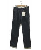 VISVIM(ビズビム)の古着「HAKAMA PANTS(CHINO TWILL)」|ネイビー