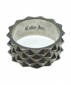 CALEE(キャリ)の古着「diamond cut ring」