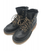 WHITES BOOTS(ホワイツ ブーツ)の古着「ブーツ」|ブラック