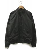 BARACUTA(バラクータ)の古着「スイングトップ」|ブラック