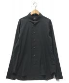 Descente ALLTERRAIN(デサントオルテライン)の古着「S.I.O. SEAMLESS SHIRT」 ブラック
