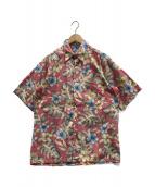 reyn spooner(レインスプーナー)の古着「アロハシャツ」|レッド