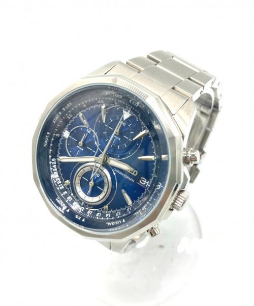 WIRED(ワイアード)WIRED (ワイアード) 腕時計 VK67-K090の古着・服飾アイテム