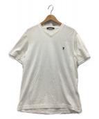 LOUIS VUITTON(ルイヴィトン)の古着「Vネックカットソー」 ホワイト