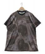 GIVENCHY(ジバンシィ)の古着「マリアプリントTシャツ」|ブラウン