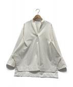 qualite(カリテ)の古着「2WAYストレッチシャツ」|ホワイト