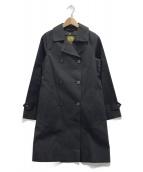 MACKINTOSH(マッキントッシュ)の古着「ライナー付ステンカラーコート」|ブラック