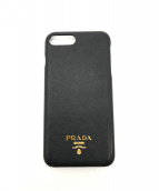 PRADA(プラダ)の古着「I Phoneケース」 ブラック