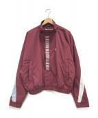 REEBOK CLASSIC(リーボック クラシック)の古着「ベクタートラックジャケット」|ボルドー