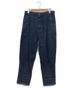 YANTOR(ヤントル)の古着「デニムパンツ」|インディゴ