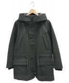 SNOWPEAK(スノーピーク)の古着「TAKIBI Down Jacket」 ブラック