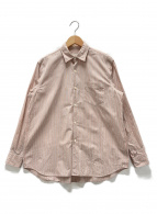 COMOLI(コモリ)の古着「コモリシャツ」|ピンク×ホワイト